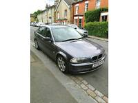 BMW 330d 1 year MOT manual very good condition (530d 320d 330i)