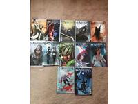 Assassins creed/ templars comics collection