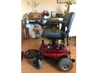 Betterlife electric wheelchair only 3 months old
