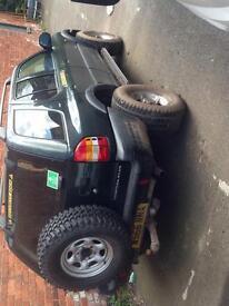 Vauxhall frontera 3.2 v6 auto