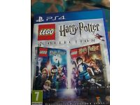 Lego Harry Potter collection ps4 branzd new still sealed