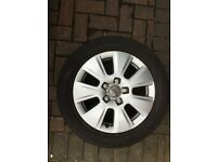 Audi A3 alloy wheels 16 inches