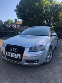 2004 Audi A3 2.0 sport MOT PASSED TODAY