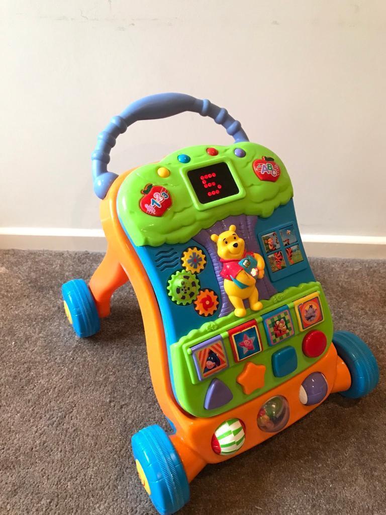 Disney walker pooh - Disney Winnie The Pooh Activity Baby Walker