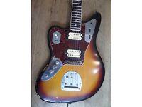 Fender Kurt Cobain Jaguar Relic Left Handed