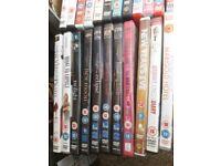 Bundle of chick flick dvds
