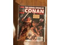 Savage Sword of Conan #197 (NEAR MINT)