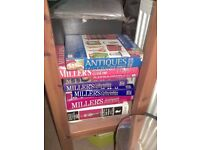 7 x millers antiques and collectables