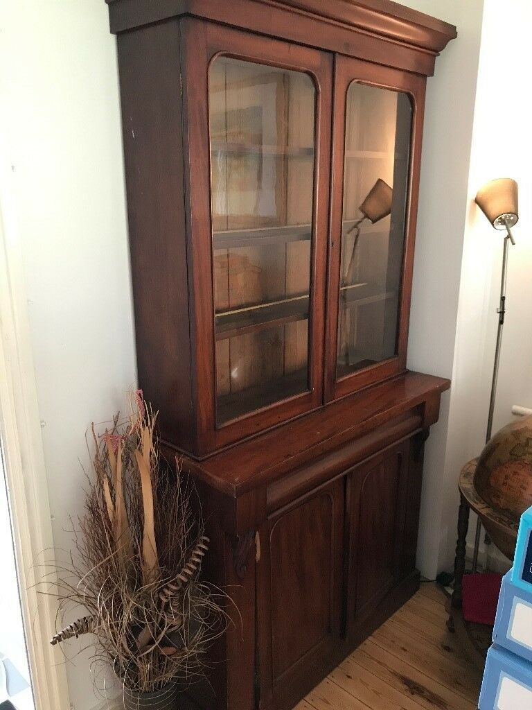Victorian Mahogany Bookcase Sideboard Late 19th Century In Oxford Oxfordshire Gumtree