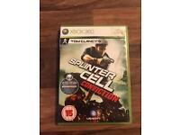 Xbox 360 game splinter cell conviction