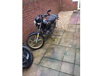 Honley 4 stroke 125 swap bike / car try me