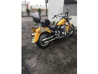 Harley-Davidson Fat Boy 2006 1450cc