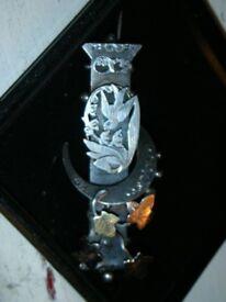 Sweetheart Bros Brooch Hallmarked Silver
