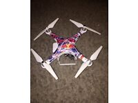 DJI Phantom 2 drone h3-3d gimbal