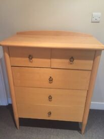 MUST GO TODAY Chest of drawers