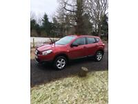 Nissan Qashqai 63 plate 1.5 Diesel 60 mpg excellent condition family car