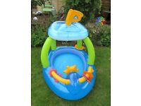 ELC Baby pool & ballpit with balls