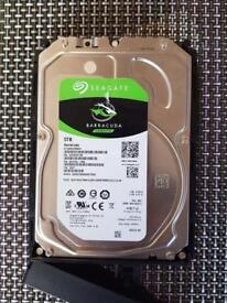 Seagate hard drive 5TB 5000GB SATA 3.5 inch hdd