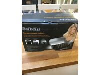Baby lids heated ceramic rollers .as new in box