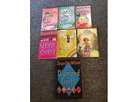 Selection of childrens books (Girls)