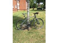 Giant seek 4 hybrid bike