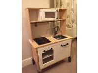 IKEA DUKTIG play kitchen for sale, excellent condition.