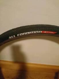 Single speed tyres
