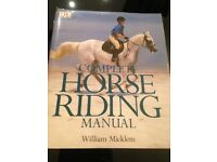 Complete Horse Manual