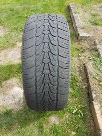 Tyre for sale 255 55 R20