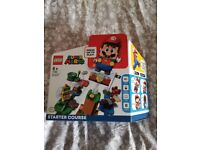LEGO MARIO STARTER PACK / COURSE BRAND NEW AND SEALED