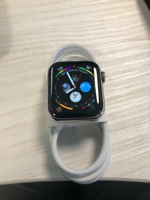 info for 5db8f 55a69 Apple Watch Series 4 40 mm Stainless Steel Case with Milanese Loop (GPS +  Cellular) | in Brough, East Yorkshire | Gumtree