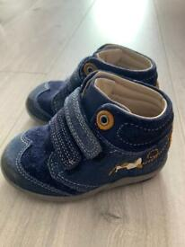 Baby boys clarks boots