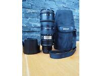 Nikon ED AF-S 70-200mm VR 1:2.8G Lens