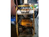 Wolf 3000 psi Petrol Pressure Washer