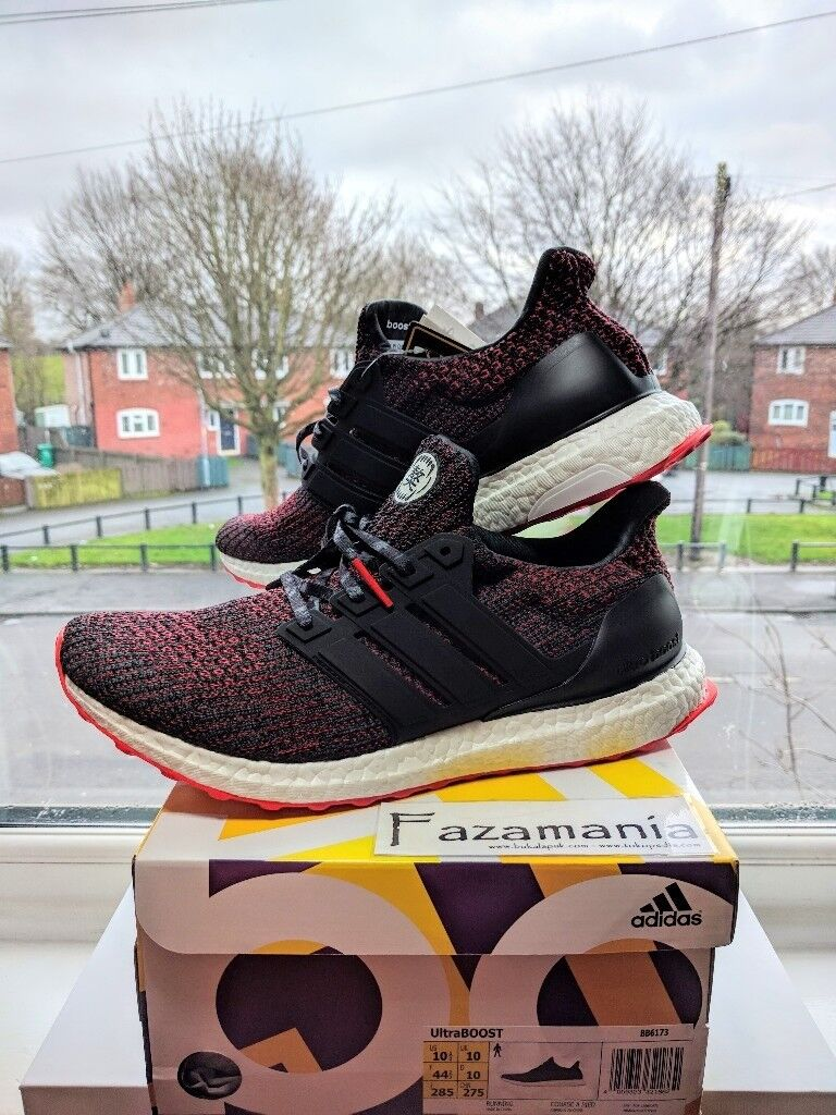 28e886e2404 Adidas Ultra Boost 4.0 CNY Chinese New Year BB6173 Size UK 12   7.5