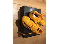 Adidas football shoes size 10