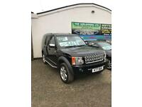 LAND ROVER DISCOVERY 3 TDV6 2.7 DIESEL 7 SEATER 150K MINT SH £5600