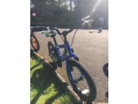 "Saracen bolt 16"" bike"