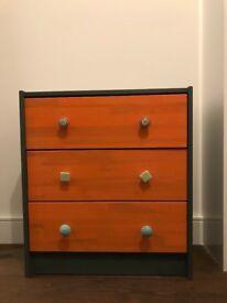  Ikea RAST chest of drawers