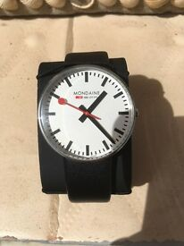Men's Mondaine Watch - brand new