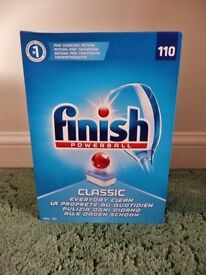 Finish Powerball Classic 110 Dishwasher Tablets