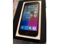 iPhone 6 32gb unlocked Red X case