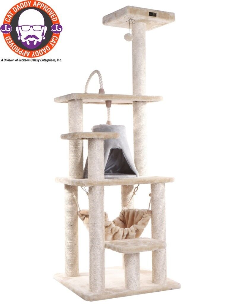 Amarkat cat furniture/climber/scratcher/bed. Used