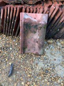Red sandtoft pan tile