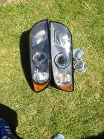 Volvo s40/ v50 2004-2008 headlamps fully working order