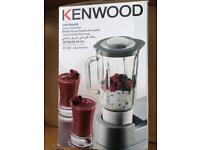 Kenwood Chef/Major Glass Blender
