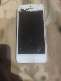 Apple IPhone 5 (Connect to ITunes)