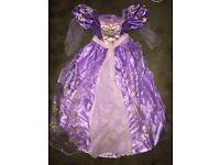 Disney princess rapunzel dress