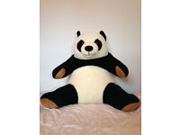 PANDA - HUGE!! TEDDY BEAR - Weight 4.2 KG & H 34 inches X 20 inches.