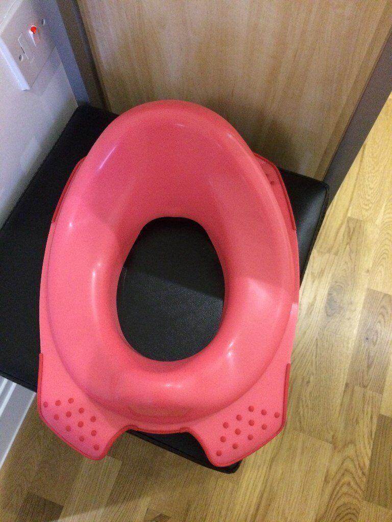 Potty (toilet) training seat